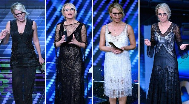 Maria De Filippi, nuovo look: ecco come si è mostrata in tv